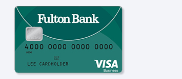 fulton business credit card icon