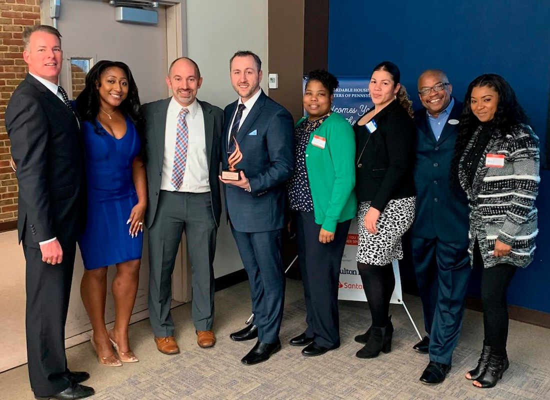 Fulton Mortgage Company wins Philadelphia revitalization award