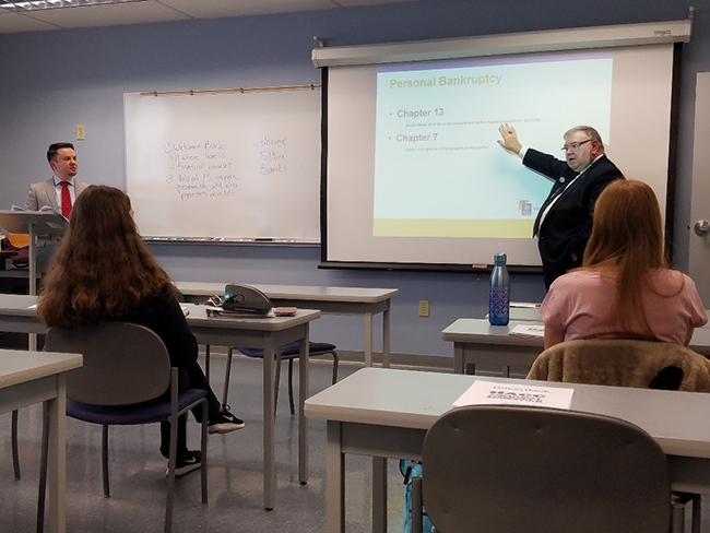 FFC teaches financial literacy at Harrisburg Area Community College
