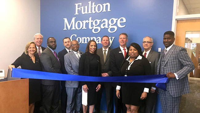 FMC ribbon cutting at new location in Philadelphia, Pa